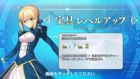【FGO/FateGO】ガチャ鯖の宝具レベルは2あれば十分?【Fate/GrandOrder】
