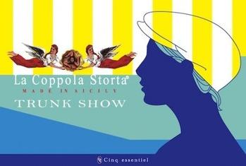La Coppola Storta TRUNK SHOW