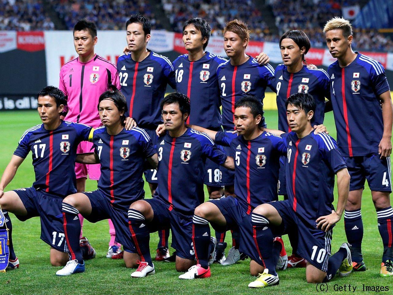 岡崎さんw】サッカー日本代表選...