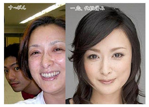 別人に見えてしまうw女性芸能人のすっぴん姿! : FBシェア速報