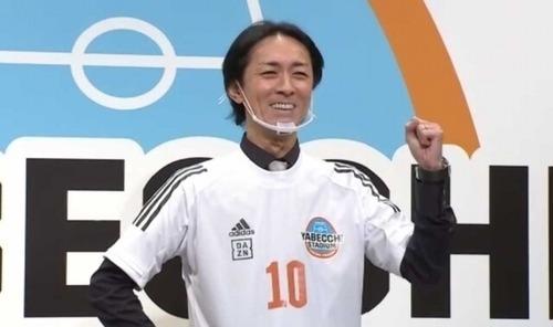 矢部浩之『DAZN』新加入『やべっちスタジアム』11・29開始「より充実した企画を届けたい」