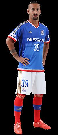 横浜F・マリノスに加入したFWアデミウソン「ここではとても幸せだ。素晴らしい国だしリーグのレベルもエクセレント」