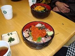 吉田鮮魚店、特上海鮮丼