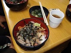 吉田鮮魚店、海鮮丼