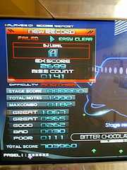 AC LC BITTER CHOCOLATE STRIKER(A) EASY