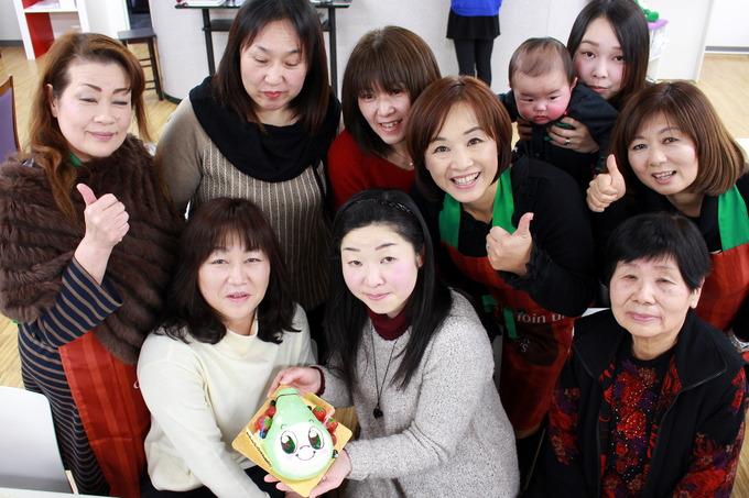 happybirthdayフォーデイズ宮城サロン3
