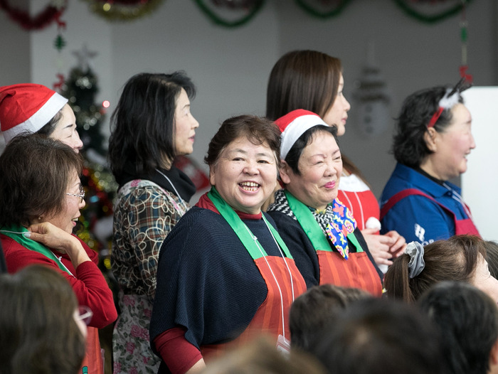 フォーデイズ宮城サロンクリスマスイベント23