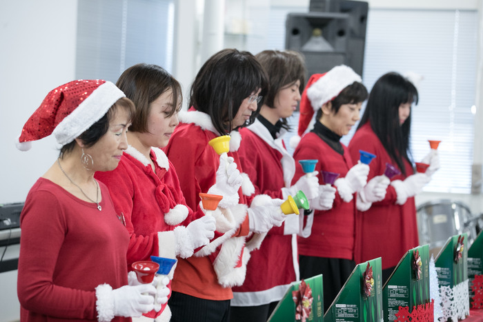 フォーデイズ宮城サロンクリスマスイベント30