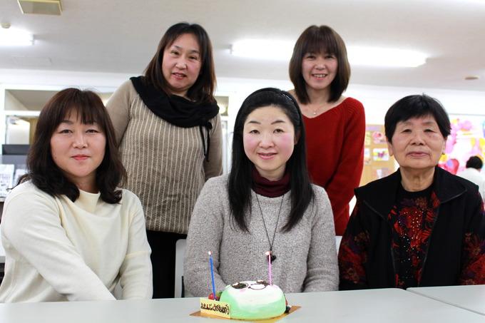 happybirthdayフォーデイズ宮城サロン2