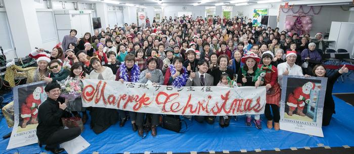 フォーデイズ宮城サロンクリスマスイベント51