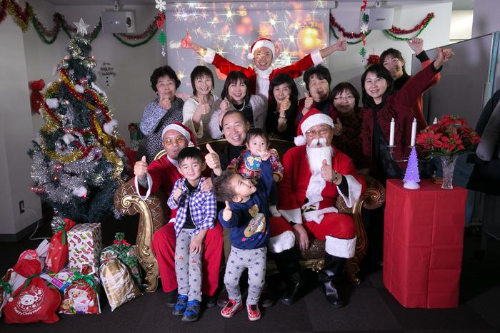 フォーデイズ宮城サロンクリスマスイベント18