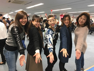 フォーデイズ東京サロンわさわさ祭②