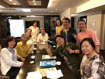 フォーデイズ東京サロン3月27日キッチンスタジオ①