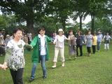 20110714岩手BBQフォークダンス