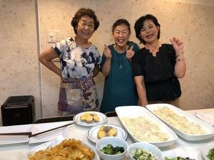 フォーデイズ東京サロン7月25日キッチンスタジオ②