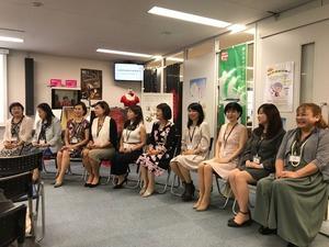 フォーデイズ東京サロン9月13日スマイルコンテスト