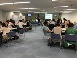 フォーデイズ東京サロン7月新規DR勉強会①