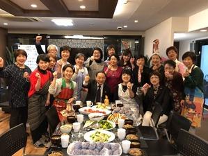 フォーデイズ東京サロン3月20日キッチンスタジオ①