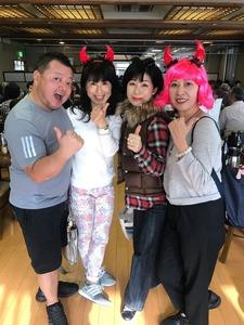 フォーデイズ東京サロン10月りんご狩りバスツアー⑧