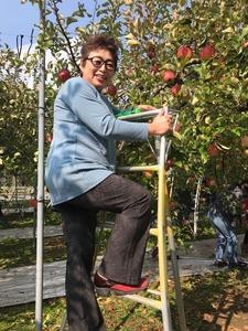 フォーデイズ東京サロン10月りんご狩りバスツアー⑫