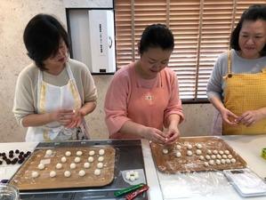 フォーデイズ東京サロン3月27日キッチンスタジオ②