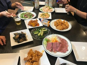 フォーデイズ東京サロン9月6日キッチンスタジオ③