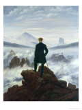 141316_b~The-Wanderer-Above-the-Sea-of-Fog-1818-Posters