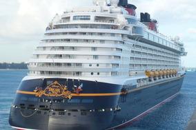 ディズニーの豪華客船