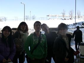 シカゴは雪だった。