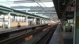 海南駅は、少し大きい(笑)