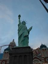 ラスベガスの自由の女神
