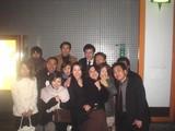 福岡のクリスマスの2次会☆