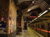 LAの地下鉄