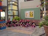 琉球舞踊チーム