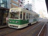 広島の路面電車♪