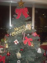 自宅のクリスマスツリー♪