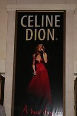 セリーヌ・ディオンのショー♪