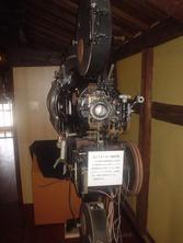 35ミリの映写機