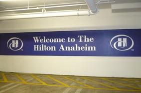 ようこそ、ヒルトンアナハイムへ