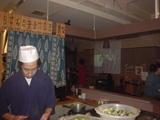 寿司屋でライブ☆
