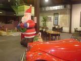 サンタが街にやってくる♪
