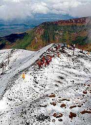 2006旭岳