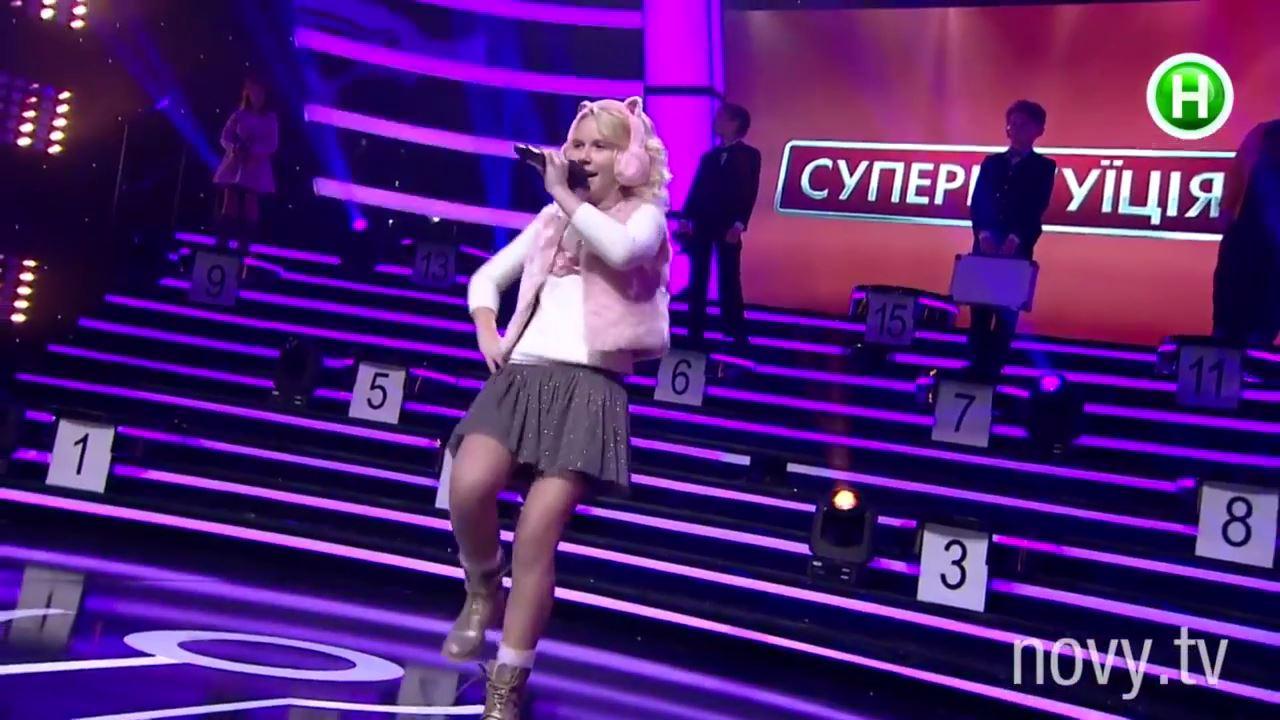 少女 ウクライナ ヨーデル