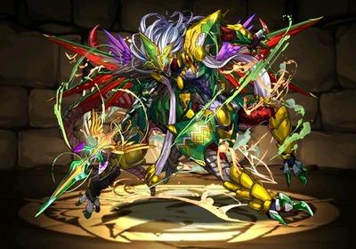 【パズドラ】ラードラ全盛期に戻っておでドラがモンポ龍最強になるって教えたい!