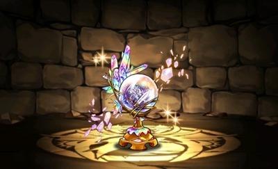 【パズドラ】創装の宝玉とかダイヤドラフルを配る前に素材BOX作ってくれ