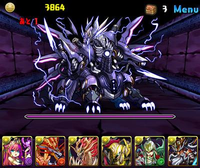 【パズドラ】初心者向け攻略「滅びの機械龍」超級をノーコン攻略!