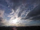 雨続きだった札幌、やっと晴れ^^/。