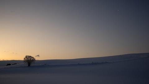 境界が見える朝ss