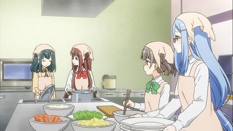 ガールフレンド(仮)料理1