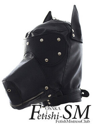 09_犬型全頭マスク